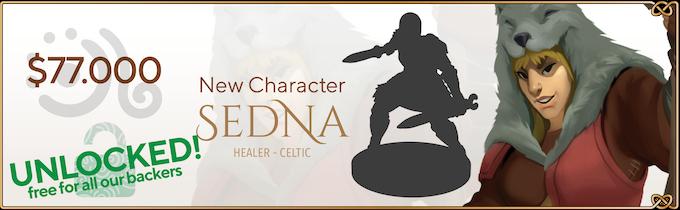 Sedna (healer celtic)
