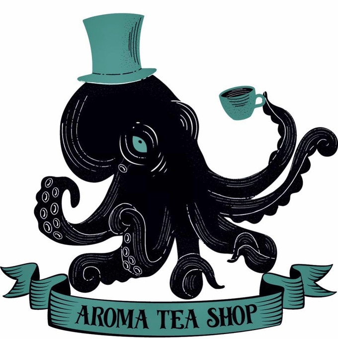 Aroma Tea Shop is blending us two custom blends to fit the theme of Silk Threads!