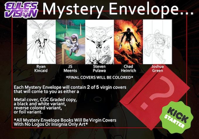 Mystery Envelope Information