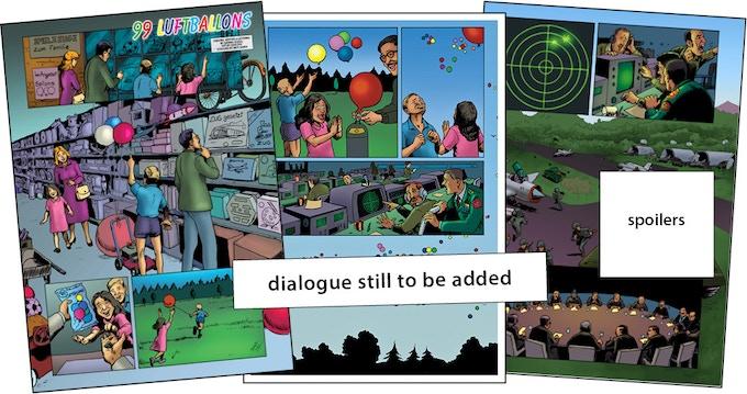 99 Luftballons - issue 6