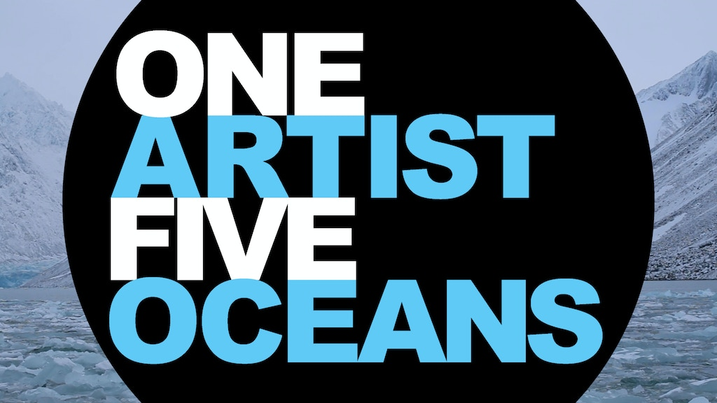 One Artist Five Oceans project video thumbnail
