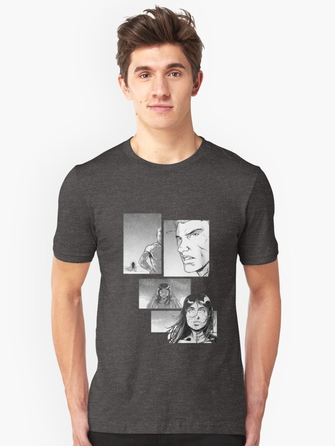 T-shirt from The Theory