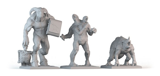Minotaur, Replicator and Minelayer Bests