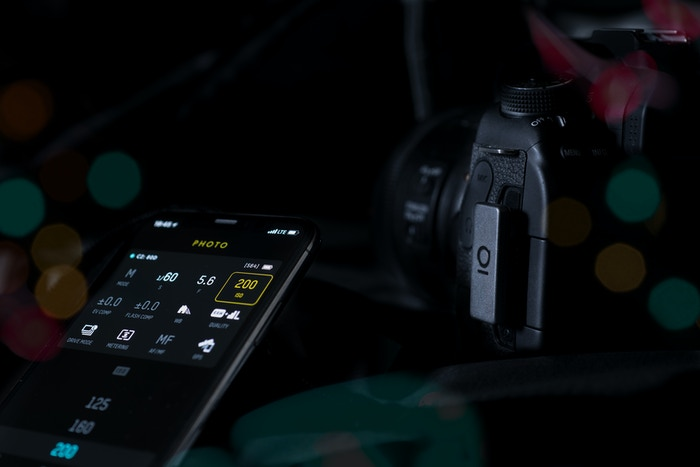 UNLEASHED - Full Control Over Your DSLR From Your Smartphone