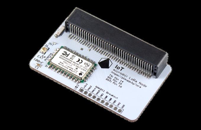 IoT micro:bit LoRa Node