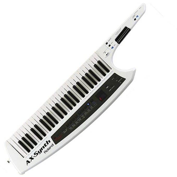 Like a guitar and and keyboard had a child they don't like to talk about