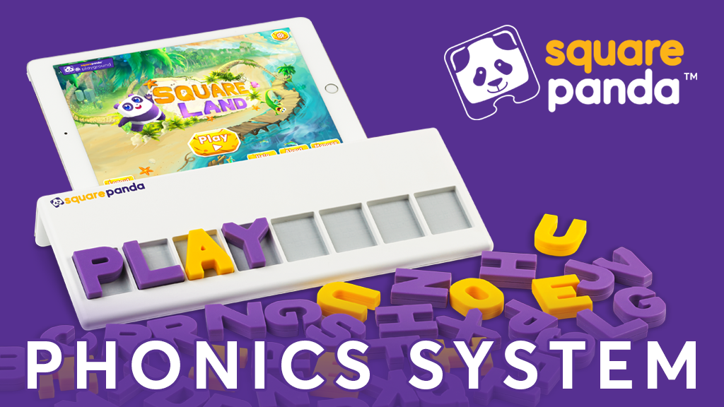 Square Panda Phonics System 2.0 for Kids Learning to Read project video thumbnail