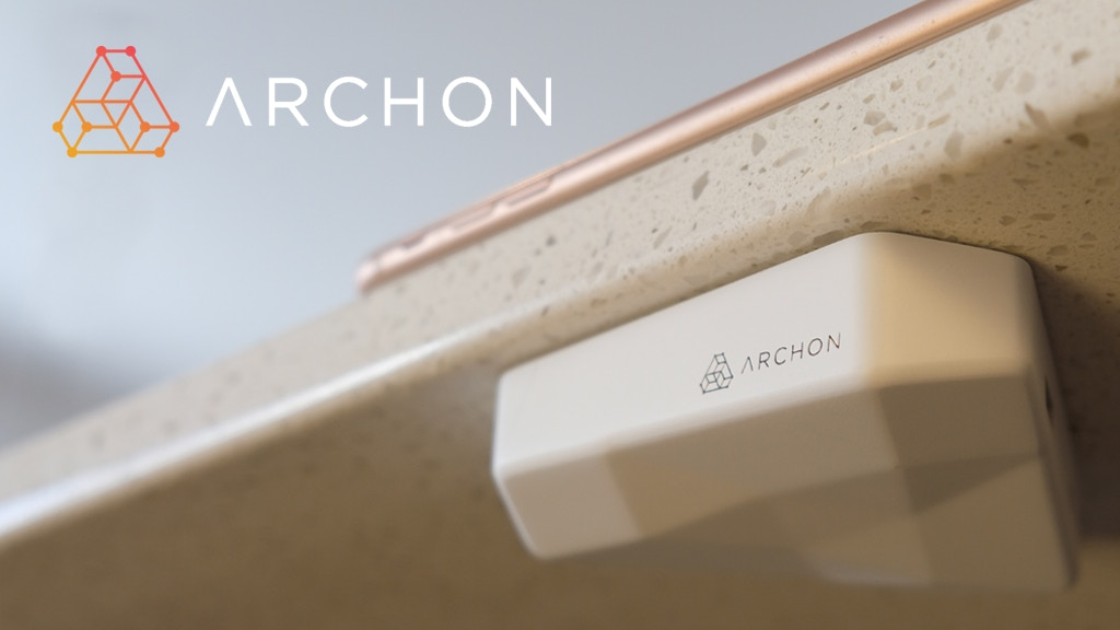 Archon : The invisible wireless charger. project video thumbnail