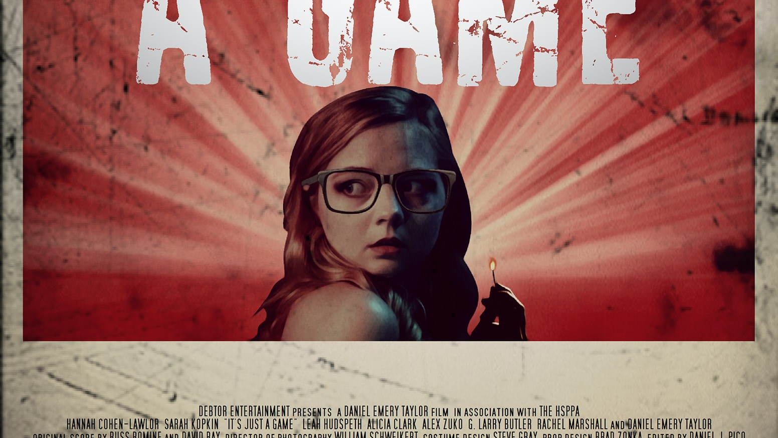 Feature Film - psychological, paranormal, horror, thriller.
