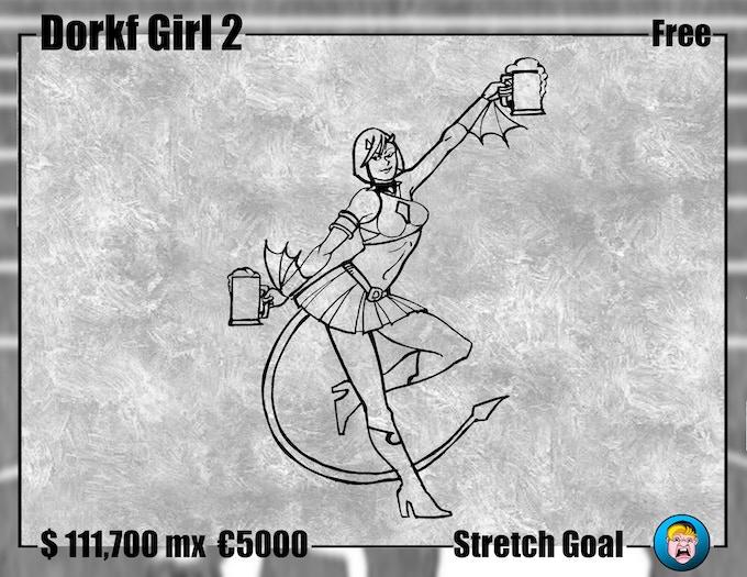 Dorkf Girl 2