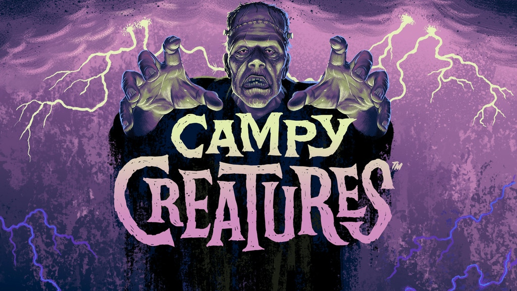 Campy Creatures: Expansion I and 2nd Edition project video thumbnail