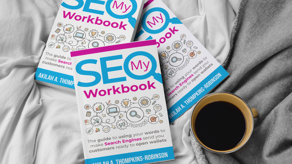 My SEO Workbook: Write your way to more traffic from search project video thumbnail