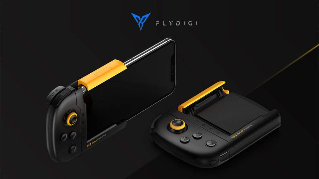 Flydigi Wasp – Innovative One-Handed Gamepad for iPhone