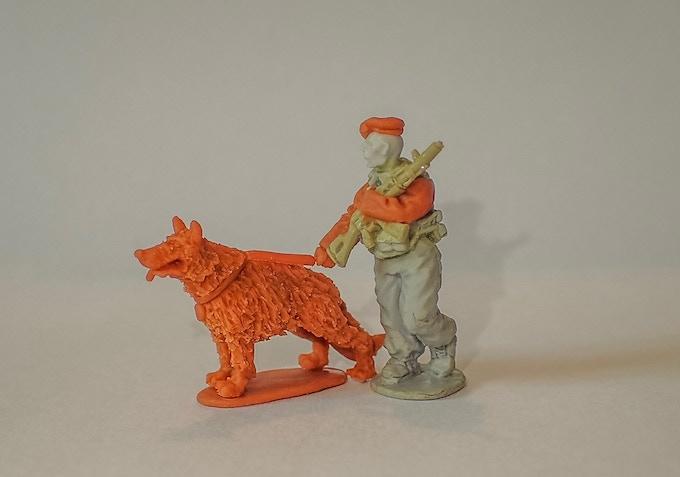 Russian Dog Team