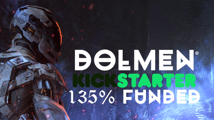DOLMEN is a new action RPG that mixes sci-fi with lovecraftian cosmic horror!