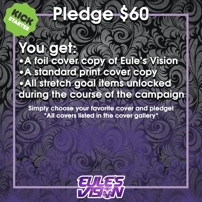 $60 Pledge Information