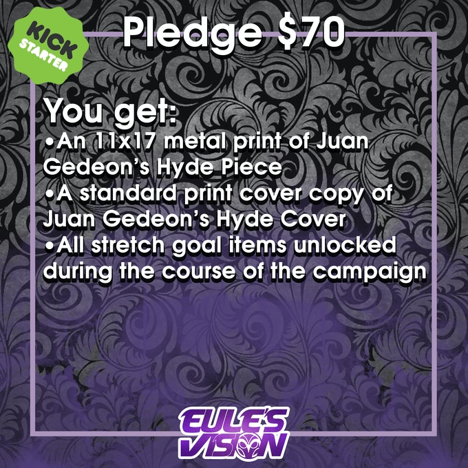$70 Pledge Information