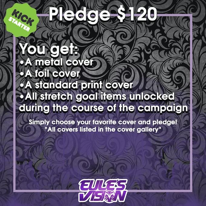 $120 Pledge Information