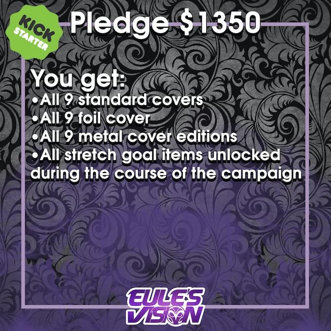 $1350 Pledge Information