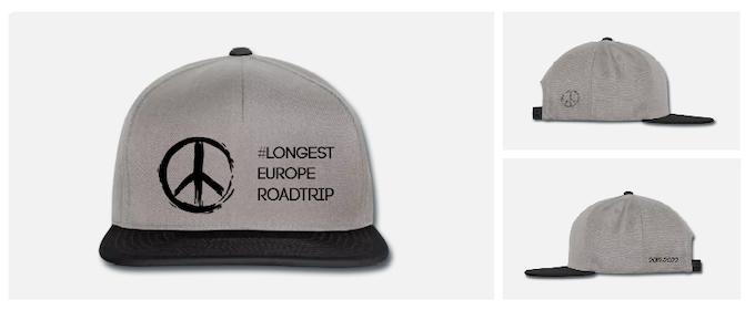 Individualized snapback cap