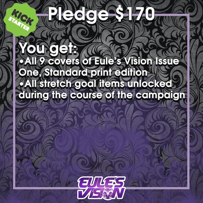$170 Pledge Information