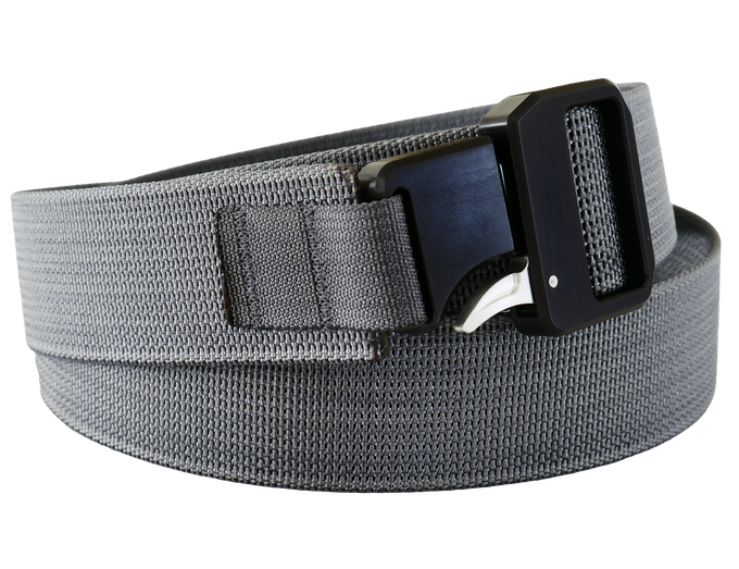 Wolf Grey Strap - Silver Latch