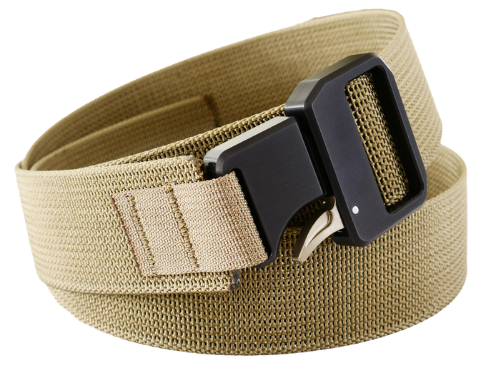 Coyote Brown Strap - Dark Earth Latch