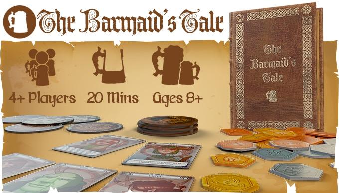 The Barmaid's Tale – Tinderbox Tales