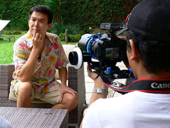 In 2010, SINdie conducted an islandwide interview with filmmakers on how they would transform the annual NDP video, Glen Goei was stumped at our questions
