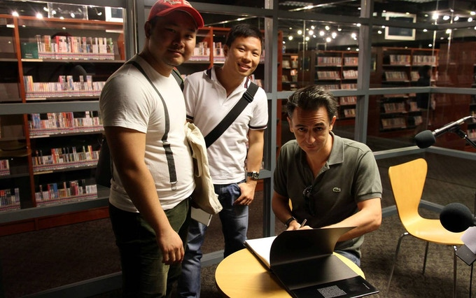 SINdie made a series of podcasts in 2013, collaborating with different guests. This was with Raphael Millet who wrote the book 'Singapore Cinema'