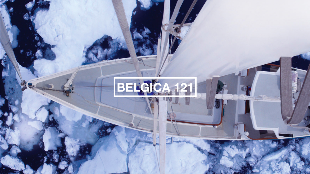 Belgica 121: Sailing a Science Expedition to Antarctica project video thumbnail