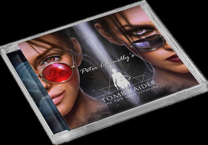 Tomb Raider: The Dark Angel Symphony CD