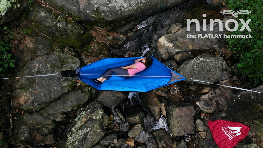 Ninox | The FlatLay Hammock project video thumbnail