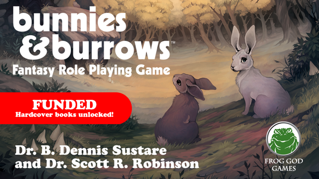 Bunnies and Burrows project video thumbnail