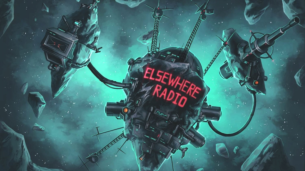 Project image for Elsewhere - A New Planar Cyberpunk Setting and Podcast (5E)