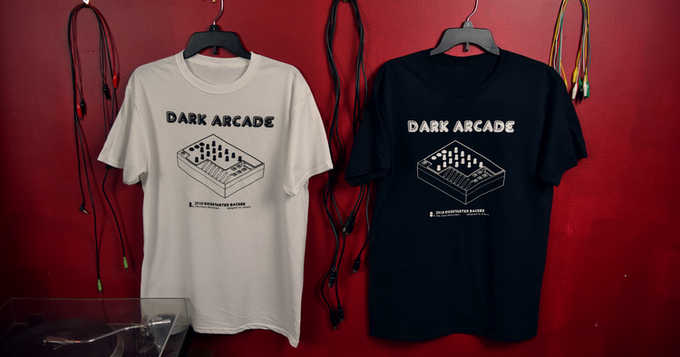 Dark Arcade Graphic T-Shirts