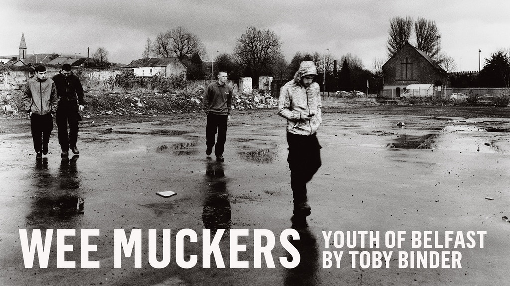 WEE MUCKERS - YOUTH OF BELFAST project video thumbnail