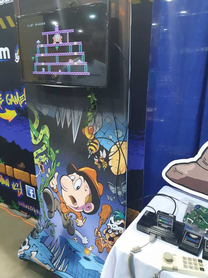 Functional Prototype Shown at Game On Expo 2018