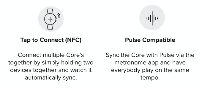 Soundbrenner Core: The 4-in-1 Smart Music Tool by