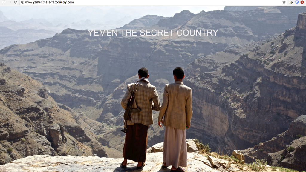 YEMEN THE SECRET COUNTRY project video thumbnail