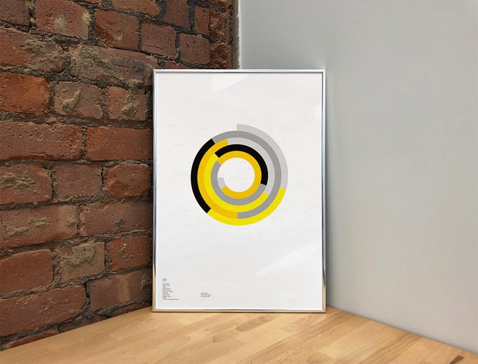 'Orbital' by Orbital (A2, Wasp, Spiral)