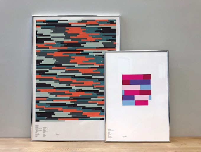 David Bowie (A1, 8-Bit, Discography) and 'The Rise and Fall of Ziggy Stardust and the Spiders from Mars' (A2, Fizz, Block)
