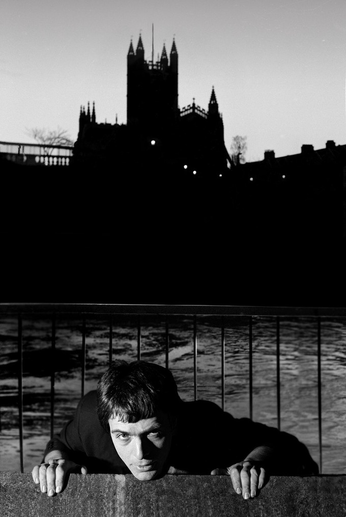 ©Clive Arrowsmith Peter Gabriel in Bath