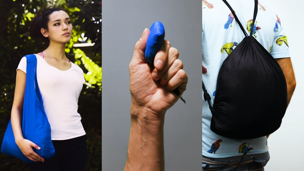 Nanobag 2.0 & Nanopack -The ultimate 'carry everywhere' bags