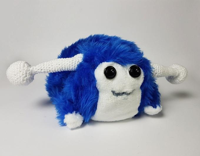 Stuffed Miuk