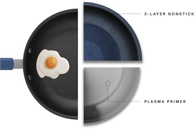 The Misen Nonstick Pan by Misen — Kickstarter