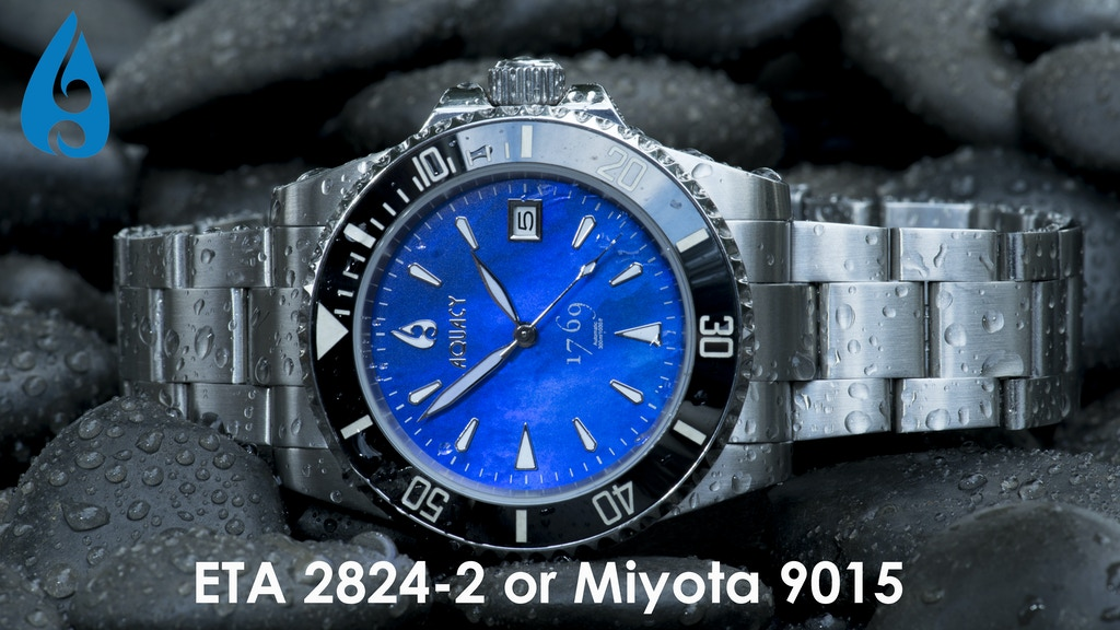Aquacy 300M Limited Edition Dive Watch With Tons Of Extras project video thumbnail