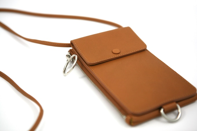 """No. 4 in new color """"Tan"""" (strap will feature same adjustability as collection style)"""