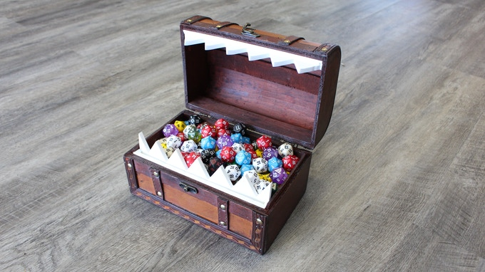 That's a lot  of DICE!