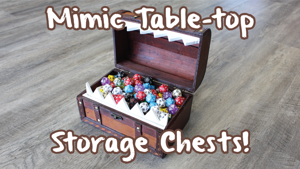 Mimic Table-top Storage Chests project video thumbnail
